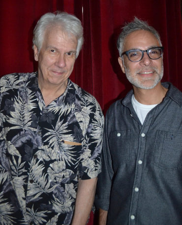 Gregory Frost and Rajan Khanna