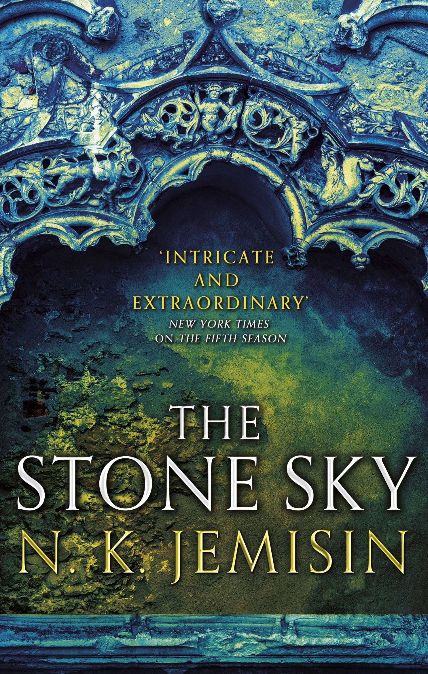 Audio from Aug 19th with N.K. Jemisin & A.C. Wise