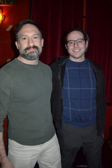Myke Cole & Joseph Helmreich