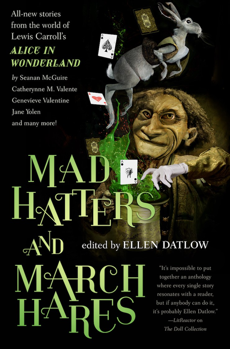 Mad Hatters and March Hares, edited by Ellen Datlow