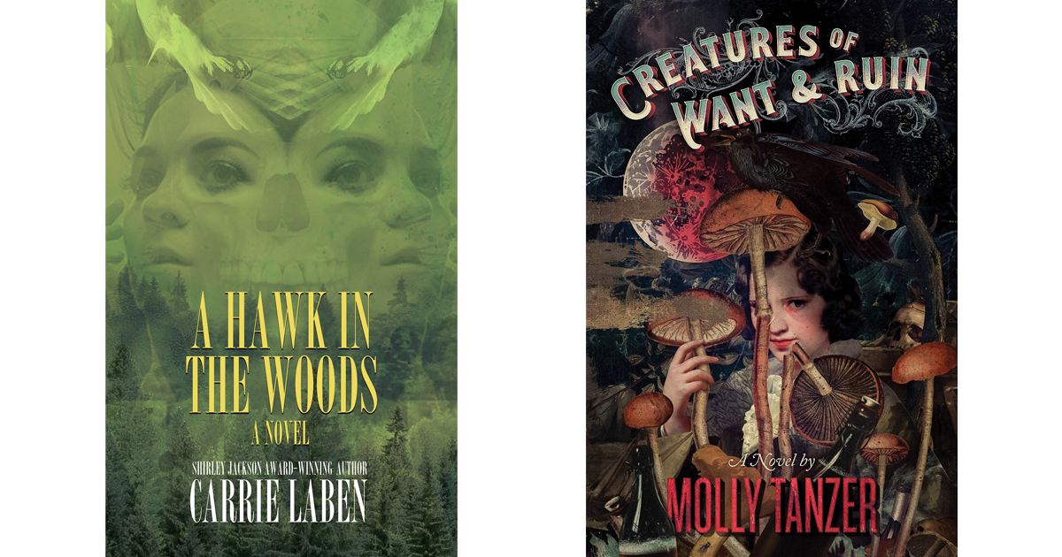 Audio from March 20, with Molly Tanzer & Carrie Laben