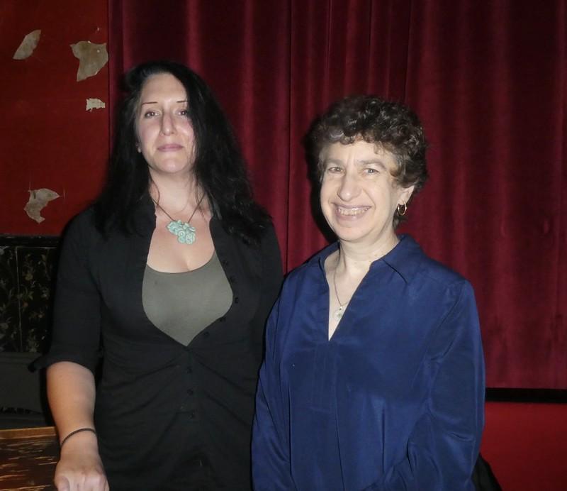 Nicole Korner-Stace & Barbara Krasnoff