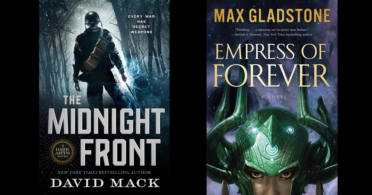Audio from Nov 20th with David Mack & Max Gladstone