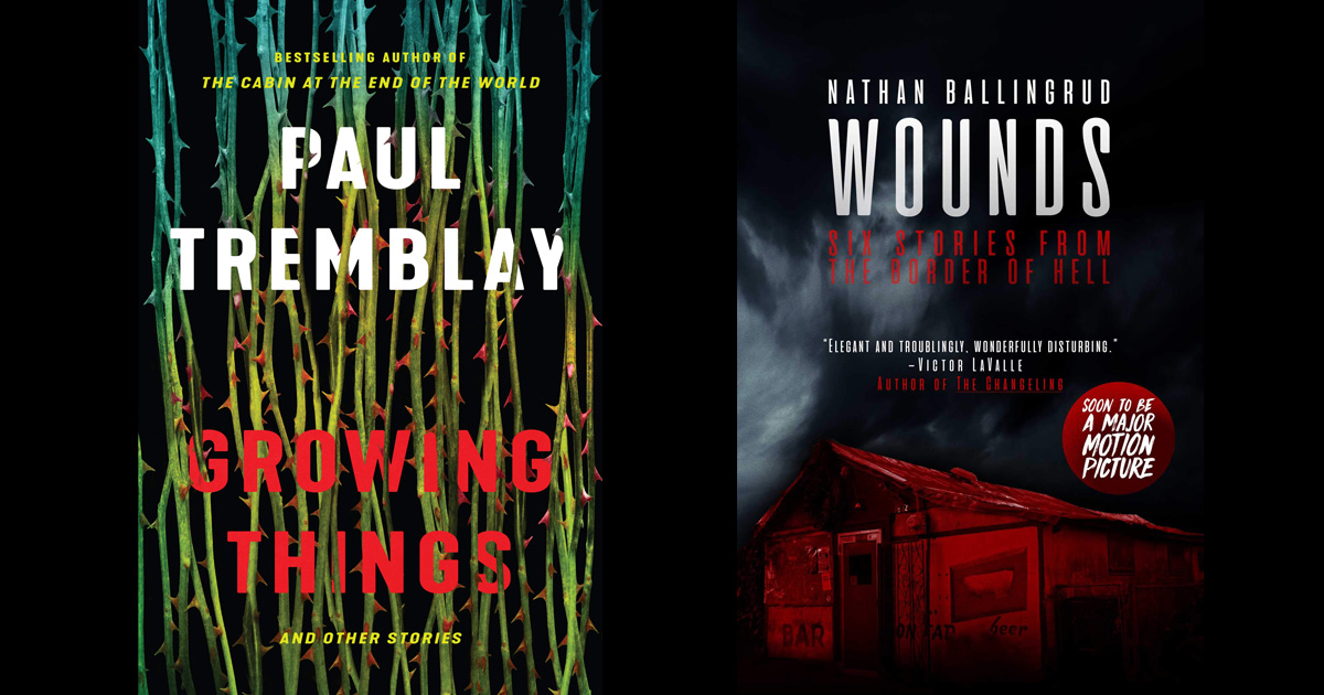 Paul Tremblay & Nathan Ballingrud, Dec 18th