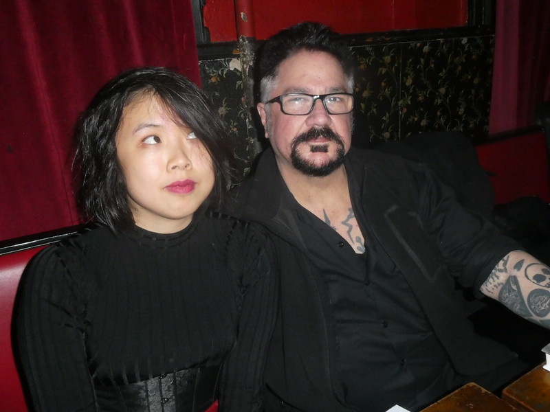 Cassandra Khaw & Richard Kadrey